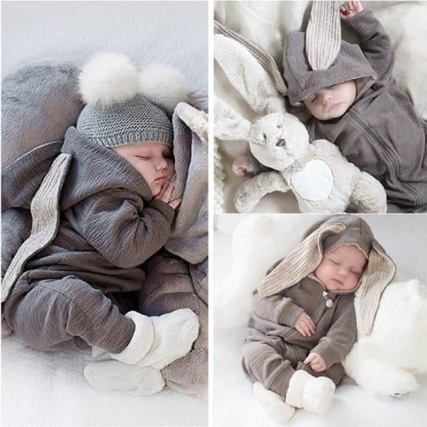 konijnenpakje baby