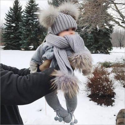 Baby sjaaltje