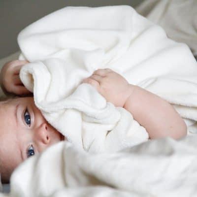 Babydeken katoen