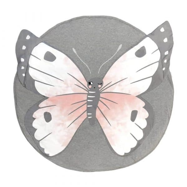 baby speelkleed vlinder