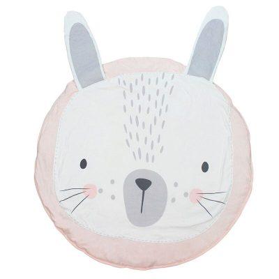 Baby speelkleed konijn rolze
