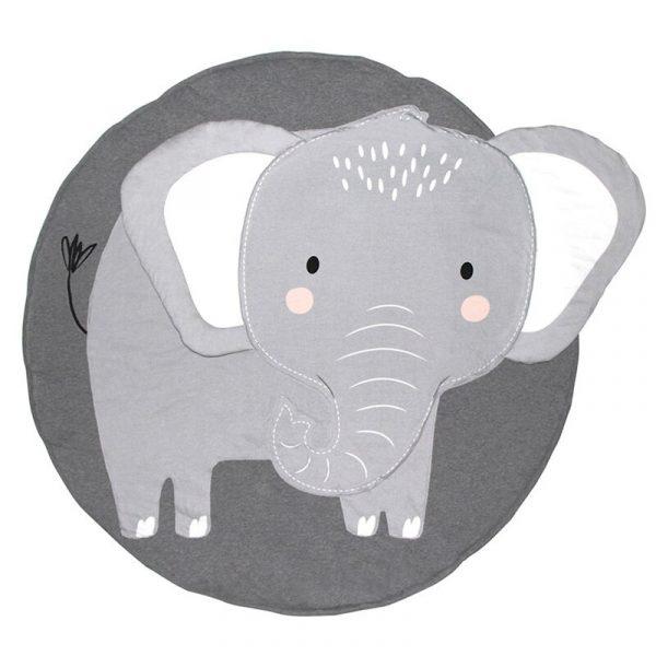 Baby speelkleed olifant