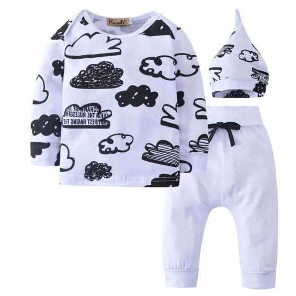 driedelige baby set