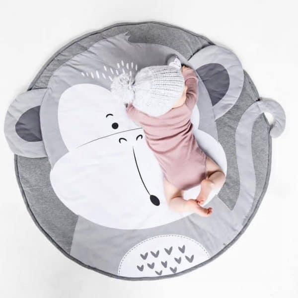 3 Ins Cartoon Baby Speelmatten Pad Peuter Kids Kruipen Deken Ronde Tapijt Tapijt Speelgoed Mat Voor Kinderen 1 1