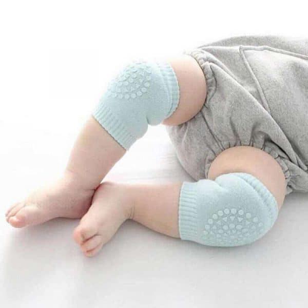 Kniebeschermers baby