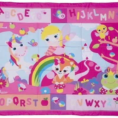 chicco speeltapijt sprookjesbos xxl junior 135 x 90 cm roze 379839 1586411470