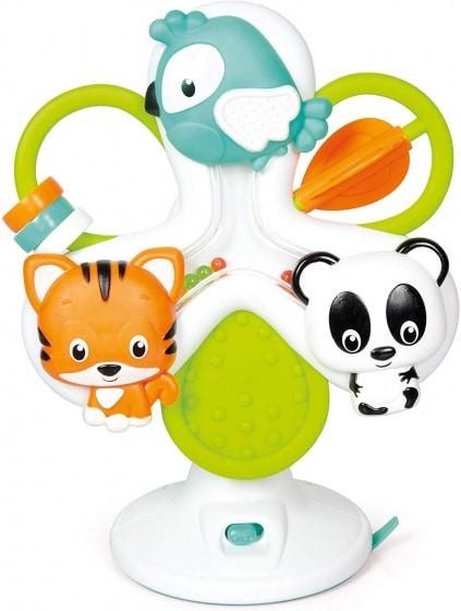 clementoni activity speelgoed dierendraaimolen 20 cm 365248 1582710247