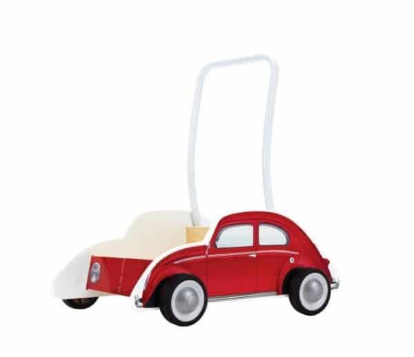 hape houten loopwagen beetle 48 cm rood 280819 20190305083805