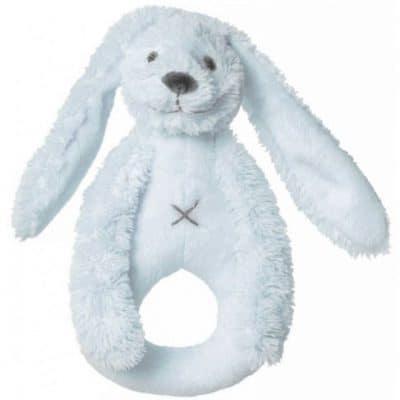 happy horse rammelaar rabbit richie lichtblauw junior 18 cm 352697 1579090543