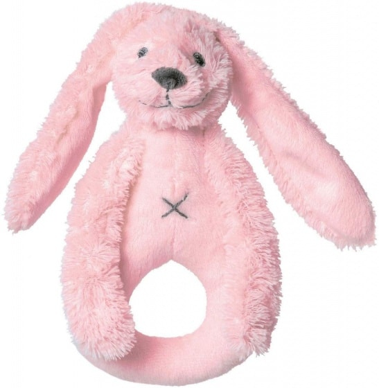 happy horse rammelaar rabbit richie roze junior 18 cm 352624 1579084463