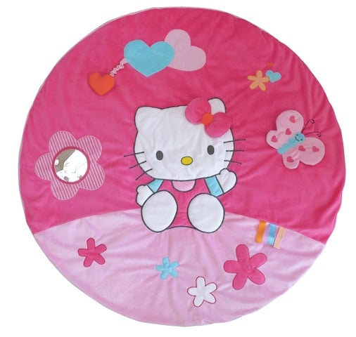 hello kitty speelkleed activity meisjes roze 86 cm 132182