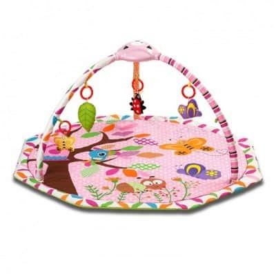 kidwell babygym niba educatief 104 cm roze 341263 1575633943