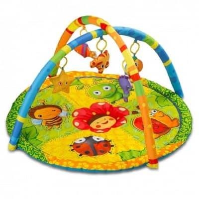 kidwell babygym tabi educatief 80 cm multicolor 341268 1575634233