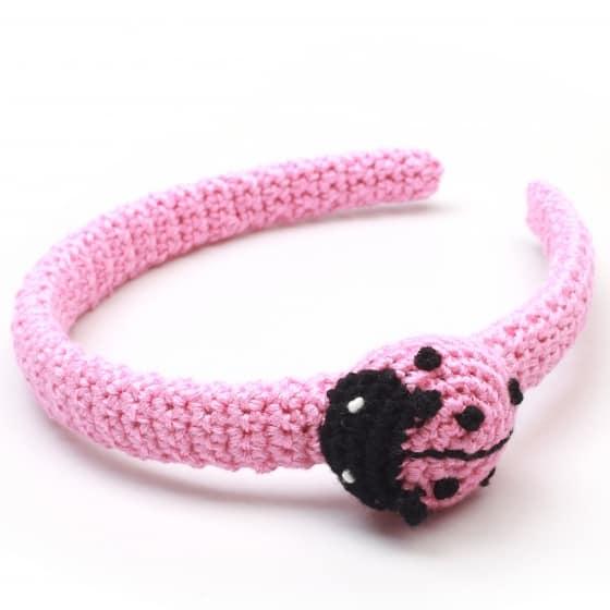 naturezoo haarband lieveheersbeestje roze 333408 1573307614