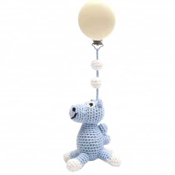 naturezoo kinderwagenhanger kameel 20 cm lichtblauw 339850 1575279584