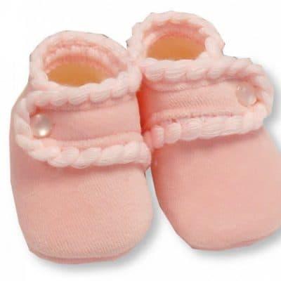 nursery time babyslofjes 0 3 maanden meisjes roze 350237 1578488617
