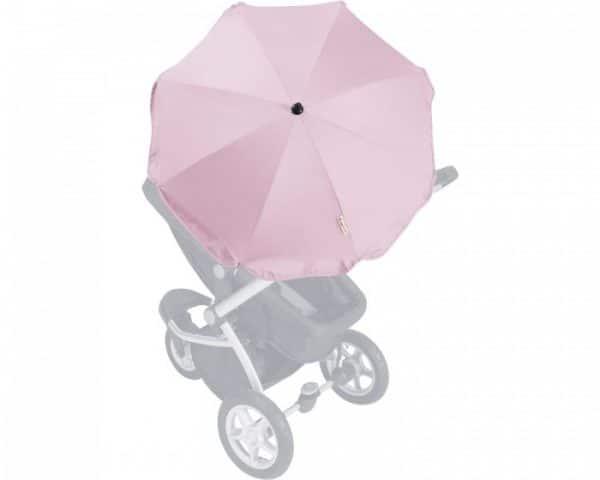 playshoes parasol voor kinderwagens set roze 337895 1574500489
