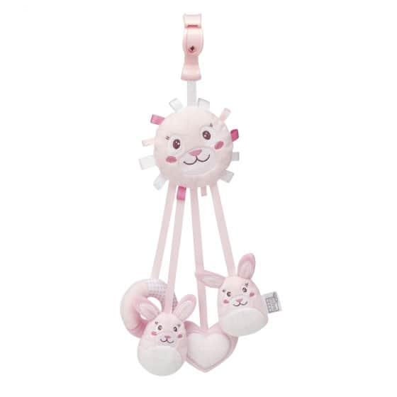 saro hangfiguur met linten en rammel roze 349588 1578325732