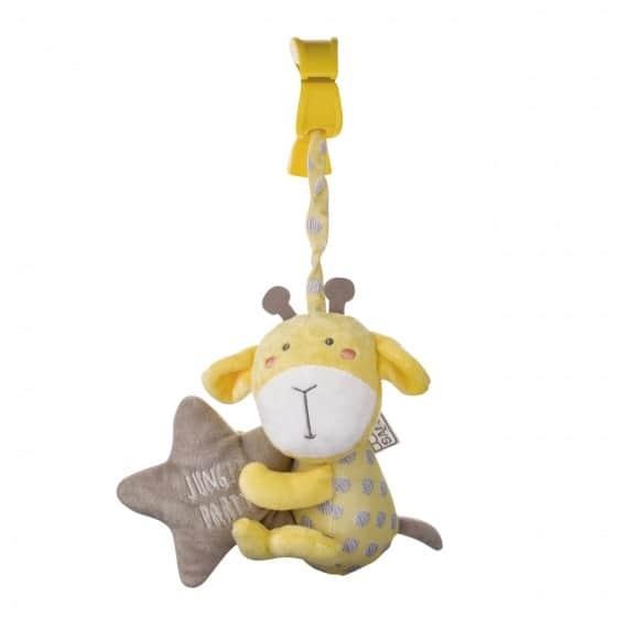 saro hangfiguur met rammelaar en trillen leeg girafje 350285 1578491145