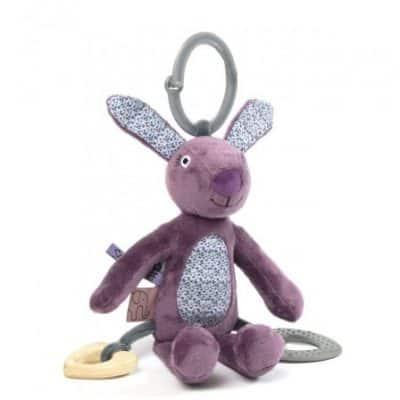 smallstuff rammelaar konijn 30 cm paars 345833 1576851371
