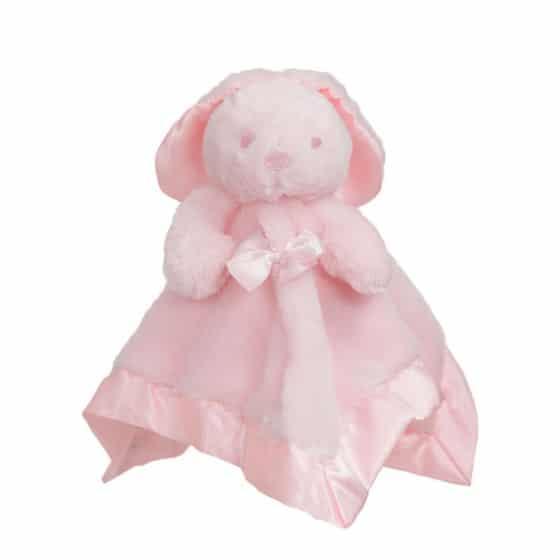soft touch knuffeldoekje konijn 38 cm roze 373039 1585213618