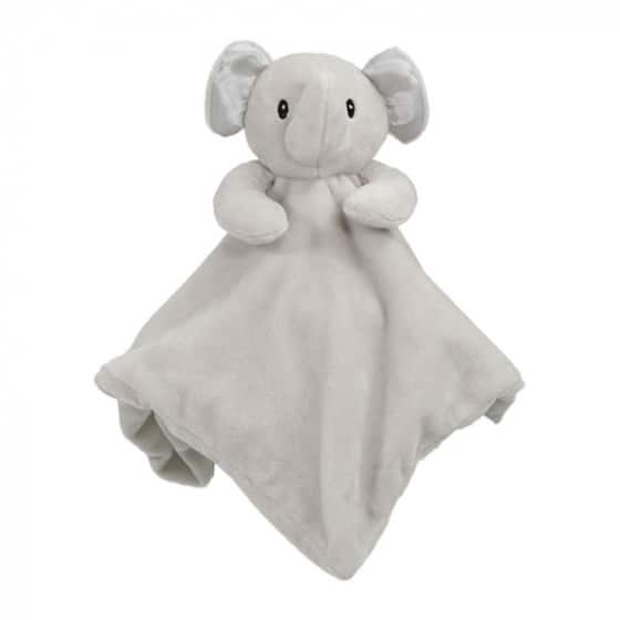 soft touch knuffeldoekje olifant 36 cm grijs 373047 1585214235