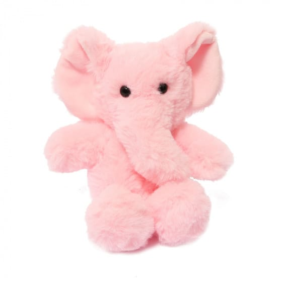 soft touch knuffelolifant 15 cm roze 375713 1585733946