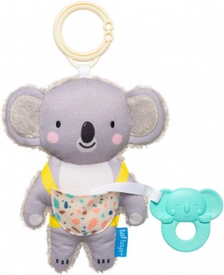 taf toys rammelaar kimmy the koala junior 17 cm grijs 340424 1575458208
