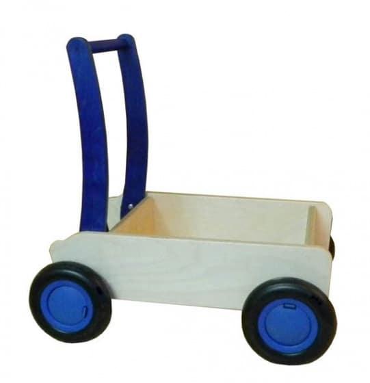 van dijk toys blokkenwagen 55 cm blauw 309434 1565341015
