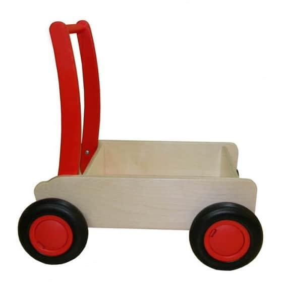 van dijk toys blokkenwagen 55 cm rood 309429 1565340776