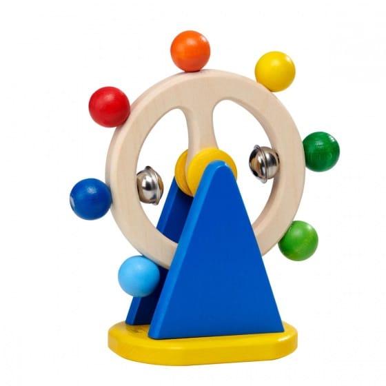 walter activity speelgoed reuzenrad 14 cm multicolor 357493 1580199260