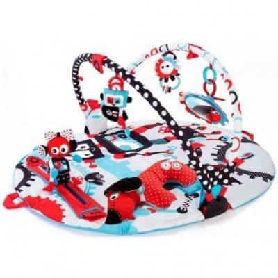 yookidoo speelkleed 3 in 1 gymotion robo 105 x 85 cm 283064 1552914428