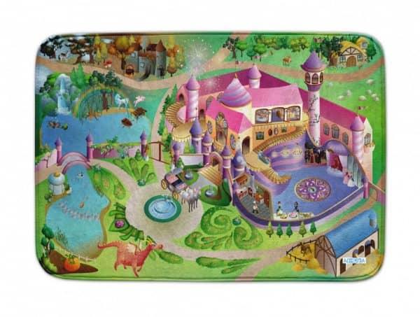 achoka speelmat prinsessenkasteel ultra soft connect 389956 1587809493
