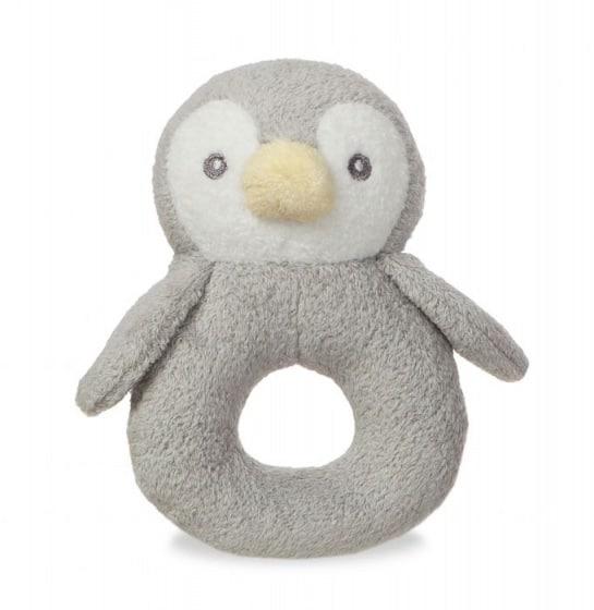 aurora pompom baby pinguin rammelaar ring 289918 1556099438