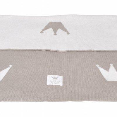 bambam babydeken cotton blanket 80 x 100 cm taupe creme 356484 1579861361