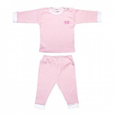 beeren babypyjama roze 329658 1572418704