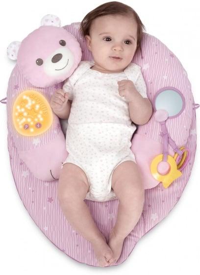 chicco babynest 3 in 1 my first nest meisjes 40 cm roze 2 317731 1568891434