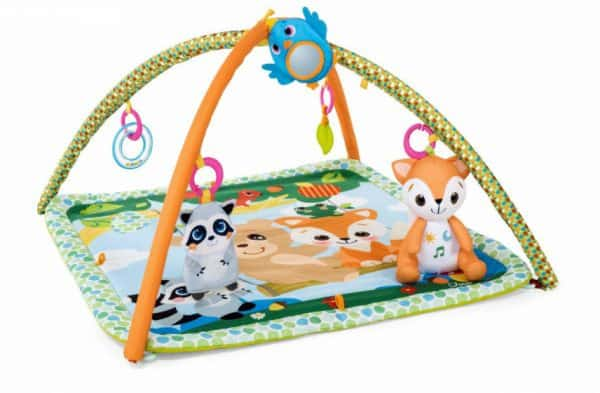 chicco speelkleed babygym magic forest junior 76 cm 7 delig 380224 1586427528