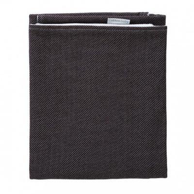 cottonbaby wiegdeken stip katoen 75 x 95 cm zwart wit 348611 1578034487