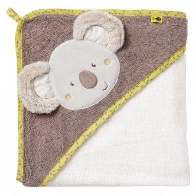 fehn babybadcape met capuchon koala 80 cm 302464 1561964443