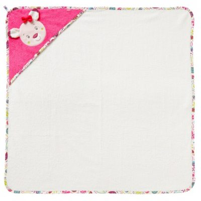 fehn badcape hert roze  wit 80 cm 2 307762 1564732797