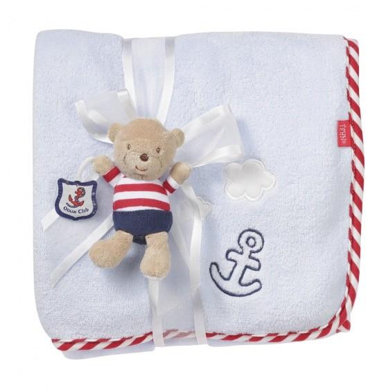 fehn knuffeldeken teddy blauw 100 cm 307785 1564736113