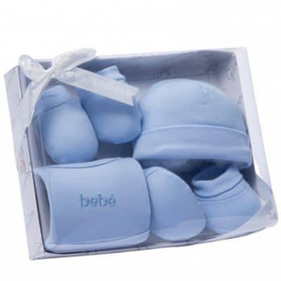 gamberritos babykledingset jongens blauw one size 359577 1580806335