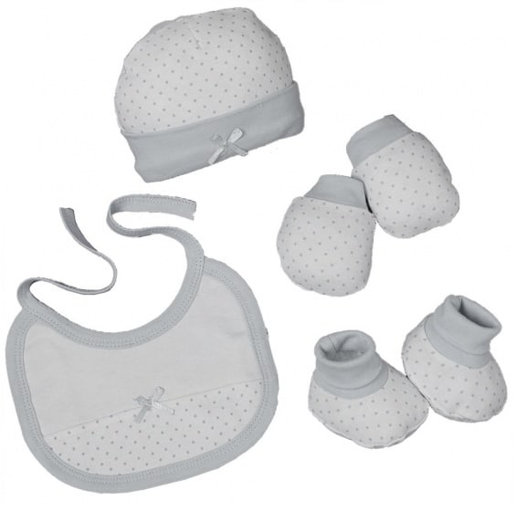 gamberritos babykledingset junior grijs 355018 1579614258