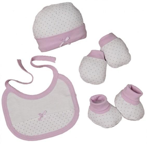 gamberritos babykledingset meisjes roze 355021 1579614375