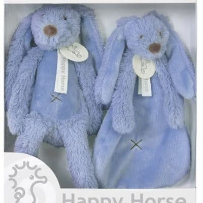 happy horse set rabbit richie blauw junior 28 33 cm 352232 1579003965