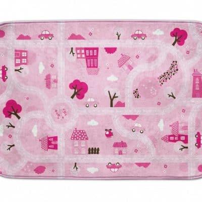 house of kids speelkleed ultrazacht 130 x 180 cm roze 258884 1541672063