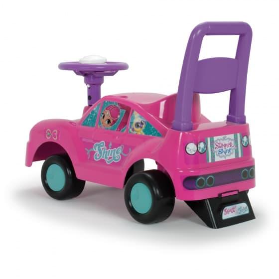 injusa loopauto shimmer en shine 60 cm roze paars 2 227962