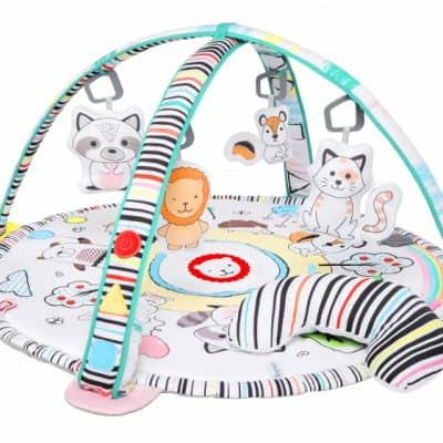 lionelo speelkleed met geluid en licht 90 x 85 x 48 cm 339262 1575031427