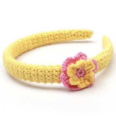 naturezoo haarband bloem geel roze 333437 1573387914